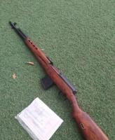 Макет винтовки мосина 1936 год ссср