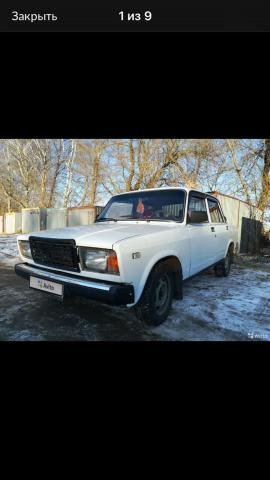 Auto lada 2107