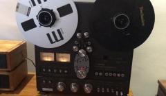 Японский катушечный стерео магнитофон technics rs-1700