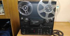 Катушечный стерео магнитофон electronics pro-stereo