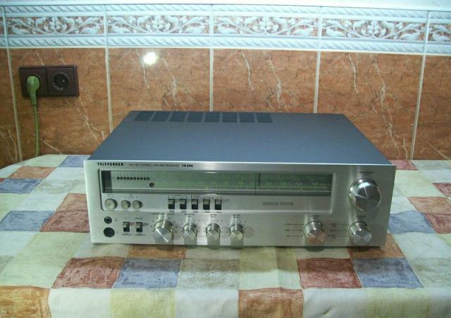 Винтажный ресивер telefunken tr-350