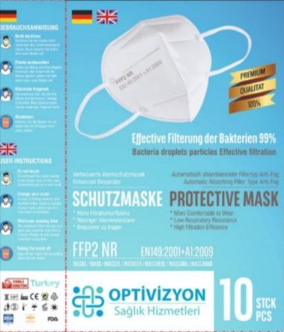 Ffp2 nr mask