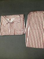 Pyjamas gospetalnaya udssr 100% baumwolle