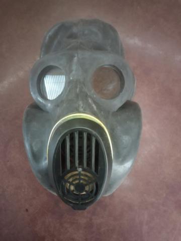 Gasmaske pbf