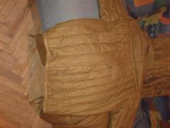 Wattiertes sweatshirt, wattierte jacke udssr