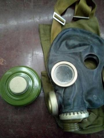 Gasmaske gp-5 udssr