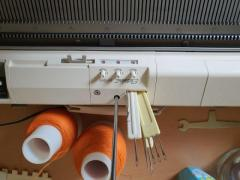 Brother kh-965 automatische strickmaschine