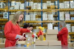 Предлагаем работу по упаковке косметики и игрушек в германии