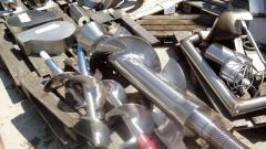 Предлагаю  работу:Шлифовка и полировка металических изделий.. Зарплата 1.200€