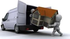 Переезды, вывоз мусора. NRW.