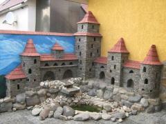 Архитектурные постройки