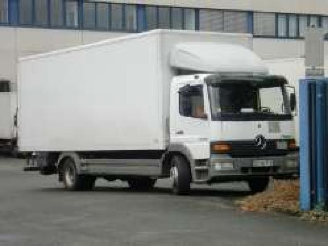 Транспортная компания из Германии набирает водителей с категорией ВC