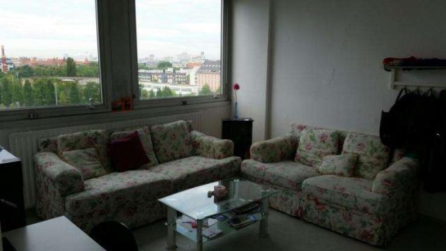 2х комнатная  квартира в центре берлина.
