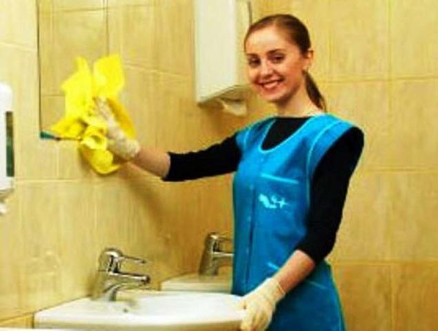 Требуется домработница с опытом работы