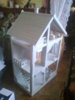 Дом для куклы барби.