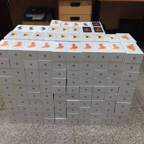 Для продажи IpHONE 7 +, 7, 6S +, 6S, 6 + в оптовых поставщиках
