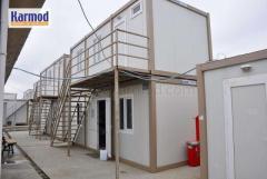 Вахтовые поселки и строительные площадки Karmod