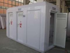 Модульные туалеты и душевые Karmod