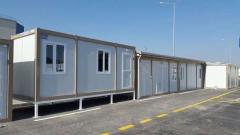 Бытовки, строительные вагончики Karmod из Турции