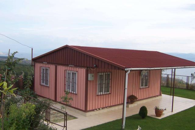 Дома из контейнеров из Турции