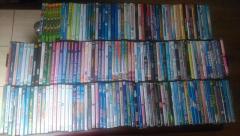 Продаётся коллекция DVD на русском языке 1071 DVDs