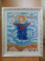 Продам иконы ручной работы из чешского бисера