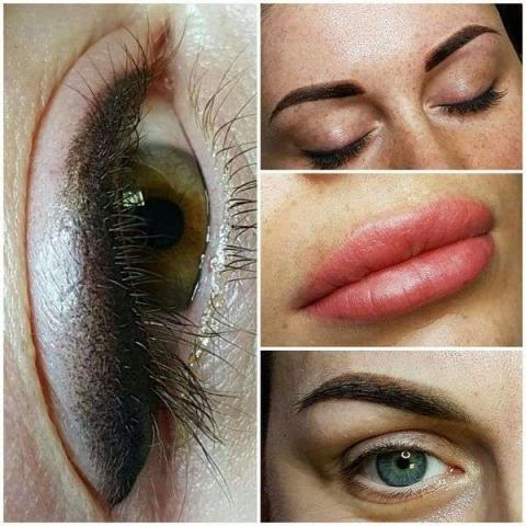 Перманентный макияж в окрестностях мюльдорфа