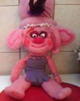 "Prinzessin Poppy ""Trolls"" ca. 55 cm groß (im Stehen) – 35€"