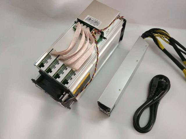Antminer L3+ 504MH/s