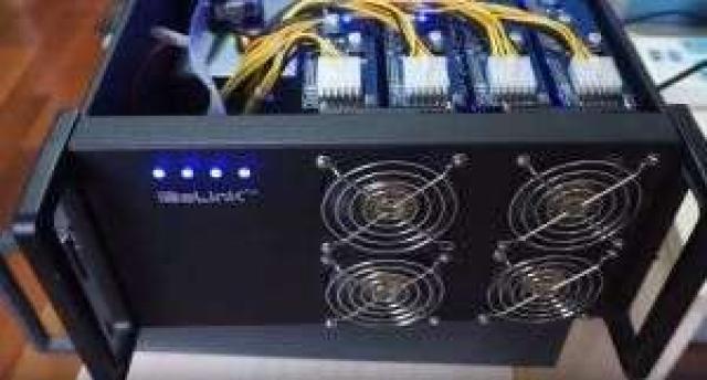 iBelink DM11G Dash X11 ASIC Miner