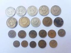 предлагаю монеты СССР