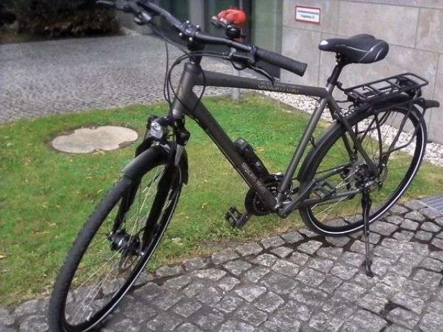 Новый велосипед Hand Made