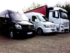 Помогу переехать и перевезти вещи германия россия европа