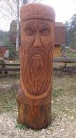 Продам идола (кумир) из дерева.