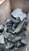 Древесный уголь из твердых пород древесины на экспорт