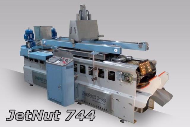 Промышленная печь орешница автомат
