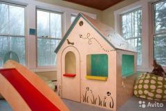 Игровой домик для ребенка