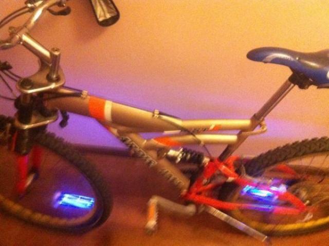 Фирменный Горный Велосипед Ardis 20с крутой Ночной Подсветкой доставка аренда