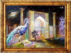 Картина «Пава восточной ночи»