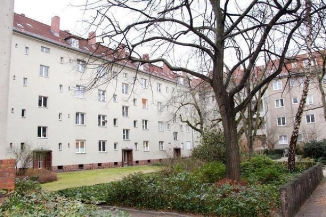 Квартира в Berlin – Charlottenburg € 185.000.   50 м².  Комнат 2