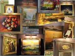Картины русских художников