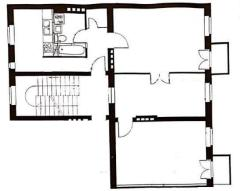 Квартира в Berlin-Reinikendorf  € 186.000.  84 м². Количество комнат 3
