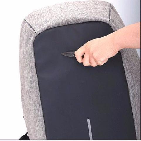 Анти-вор рюкзак Bobby с power bank
