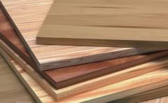 Ламинированная древесно-стружечная плита лдсп