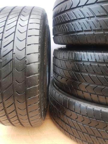 Бу летние шины michelin pilot primacy pax 255-720 r490 mercedes w222