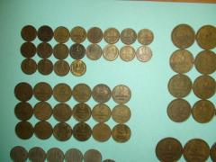 Продам набор монет ссср 1969 - 1991 год.