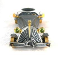 Шедевр ювелирного искусства — автомобиль «шершень»