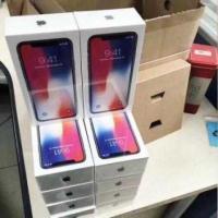 Apple iphone x 4g phone (256gb) new
