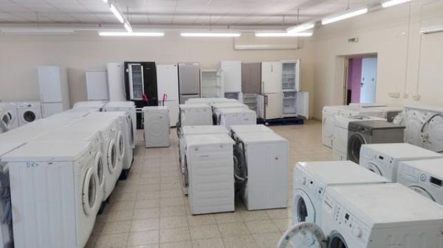 Стиральные машины, трокнеры и холодильники оптом и в розницу от 140 евро
