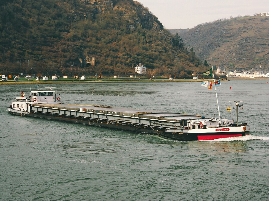 Рейн - крупнейшая река Германии